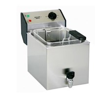 Bếp chiên nhúng đơn dùng điện Roller Grill FD80R 8L