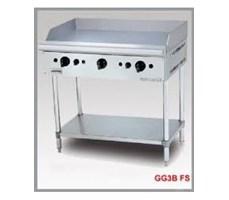 Bếp chiên phẳng bằng gas GG3BFS