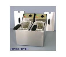 Bếp chiên nhúng đôi dùng điện Roller Grill FD50D