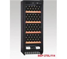 Tủ làm lạnh rượu Berjaya BSP-270L/114