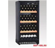 Tủ làm lạnh rượu Berjaya BSP-188L/80