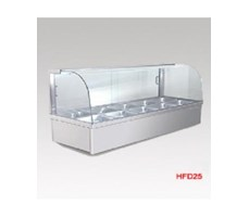 Tủ hâm nóng thức ăn Berjaya HFD25