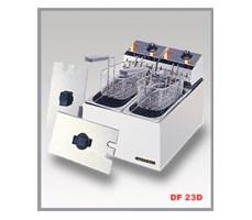 Bếp chiên nhúng điện đôi Berjaya DF23D