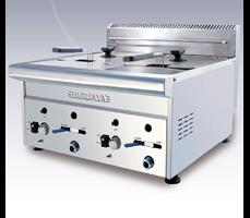 Bếp chiên nhúng dùng gas GDF 11D