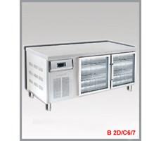 Bàn lạnh cánh kính Berjaya, B2D/C5/7-S, B2D/C6/7-S, B2D/C7/7-S