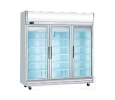 Tủ đông/mát 3 cánh 3D/D2F1C-S