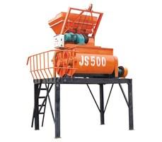 Máy trộn bê tông JS 500