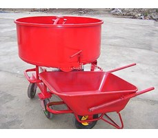 Máy trộn vữa JW400
