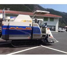 Máy gặt đập liên hợp Iseki HF-570