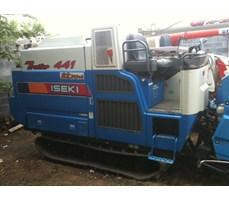 Máy gặt đập liên hợp ISEKI 441