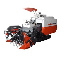 Máy gặt đâp liên hợp kubota 688Q