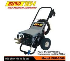 Máy rửa xe ô tô cao áp EUR 3000