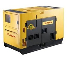 Máy phát điện KAMA KDE 100SS3
