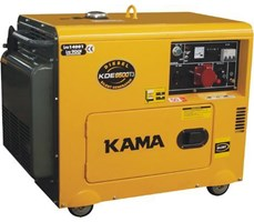 Máy phát điện Kama KDE6500TN