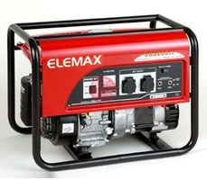 Máy phát điện Elemax SH6500EXS