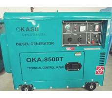 Máy phát điện OKASU OKA-8500T