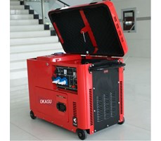 Máy phát điện OKASU OKA-6500DSE