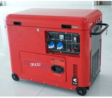 Máy phát điện OKASU OKA-3500DSE