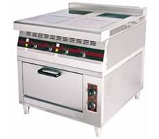 Bếp âu điện kếp hợp lò nướng GTL-814