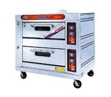 Lò nướng bánh 2 tầng 4 khay gas KS-YXY-40A