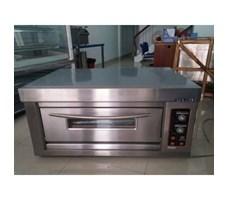 Lò nướng bánh 1 tầng 2 khay điện Berjaya BJY-E6KW-1BD