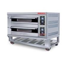 Lò nướng bánh 2 tầng 4 khay dùng điện BJY-E13KW-2BD
