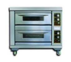 Lò nướng bánh dùng gas (1 tầng, 2 tầng, 3 tầng) BJY-G120-2BD (2 tầng)