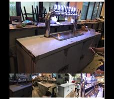 Tủ bảo quản bia tươi nhà hàng GK-12K