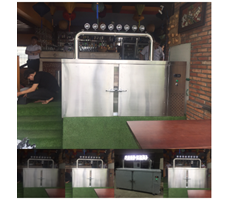 Tủ bảo quản bia keg US GK-4BOMUS