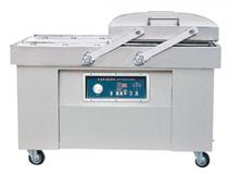 Máy đóng gói hút chân không buồng đôi Okasu DZ-600-2SB