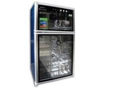 Tủ sấy bát OKASU ZTP80-2 kính trong tủ đứng