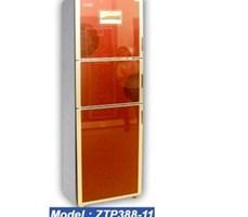 Tủ sấy bát Okasu ZTP388 -11 kính hoa/gương