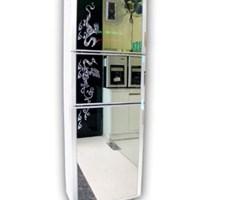 Tủ sấy bát Okasu kính hoa/gương ZTP388 -10