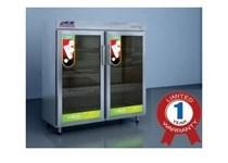 Tủ sấy bát, sấy khăn diệt khuẩn OKASU DV800i (vỏ inox)