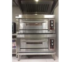 Lò nướng bánh 1 tầng 1 khay dùng Gas Okasu G30-1BD