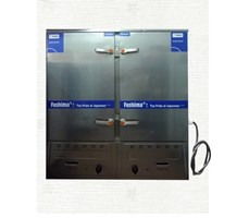 Tủ nấu cơm dùng gas và điện 20 khay YWD-240