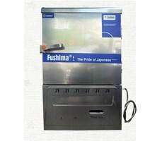 Tủ nấu cơm dùng gas và điện 10 khay YWD-100