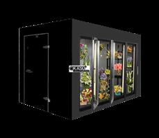 Tủ bảo quản hoa tươi