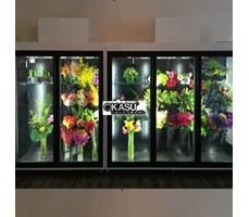 Tủ bảo quản hoa tươi mini