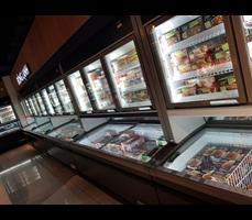 Tủ trưng bày siêu thị NW-DN-23