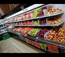 Tủ trưng bày siêu  thị NW-120-5
