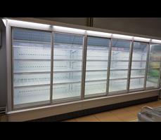 Tủ trưng bày siêu thị OKASU NW-GR-15