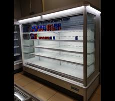 Tủ trưng bày siêu thị OKASU NW-SCM-89