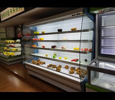 Tủ trưng bày siêu thị OKASU NW-18-SCM
