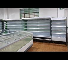 Tủ trưng bày siêu thị OKASU NW-SCM89SS