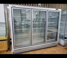 Tủ trưng bày siêu thị OKASU NW-688SD