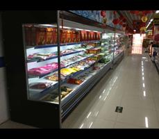 Tủ trưng bày siêu thị OKASU NW-D-20