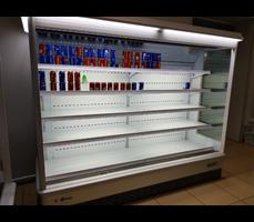 Tủ trưng bày siêu thị  OKASU NW-SCM-25