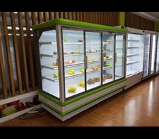 Tủ trưng bày siêu thị OKASU NW-SCM-30
