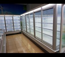 Tủ trưng bày siêu thị OKASU NW-SCM-40
